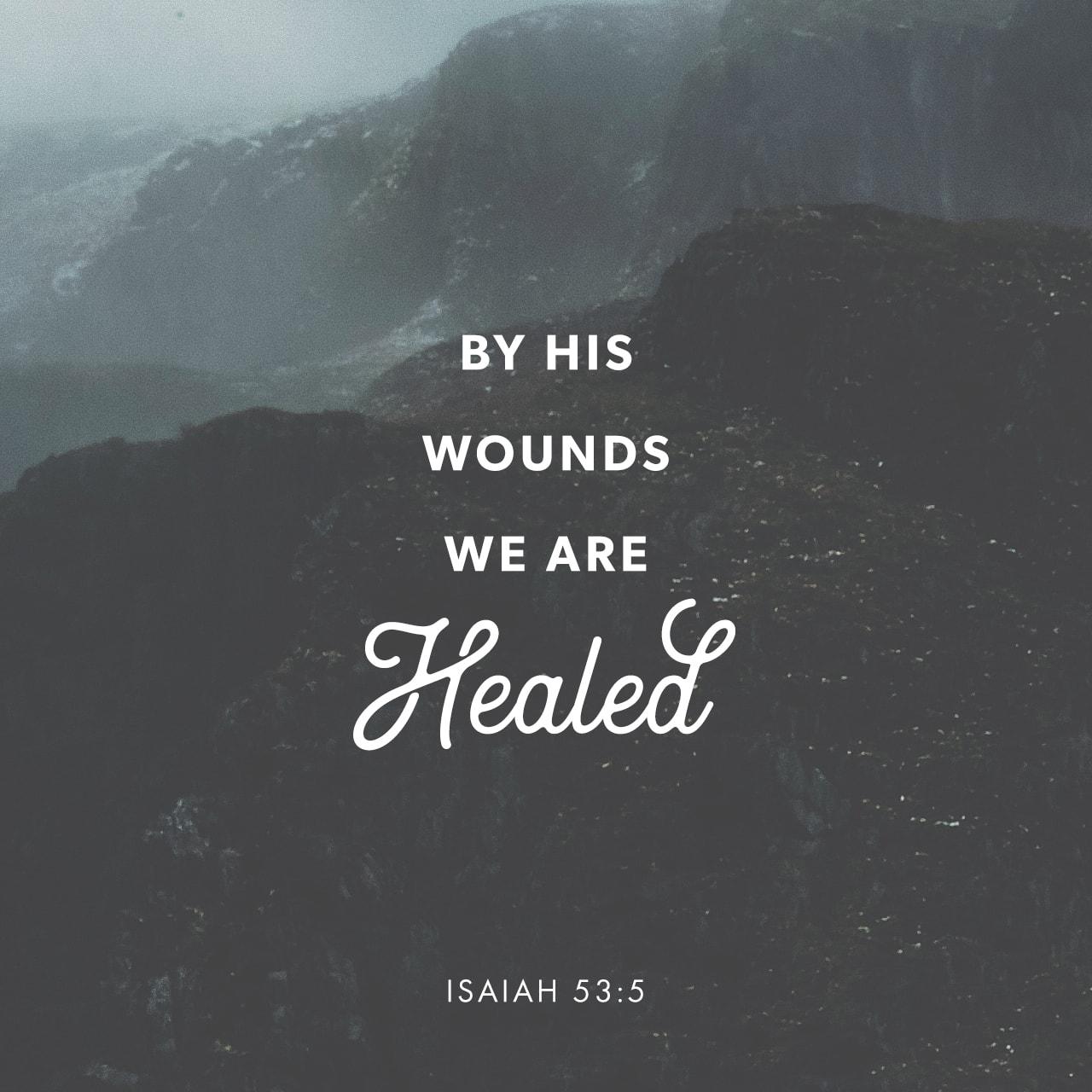 Isaiah 52:13-53-12 Messiah Ben Yosef-The Sin bearing Servant