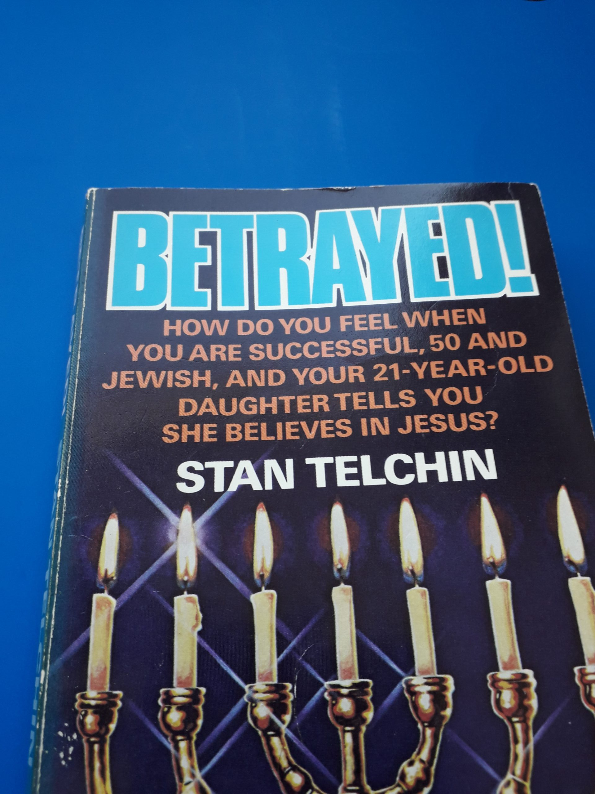 Review of 'Betrayed' by Stan Telchin