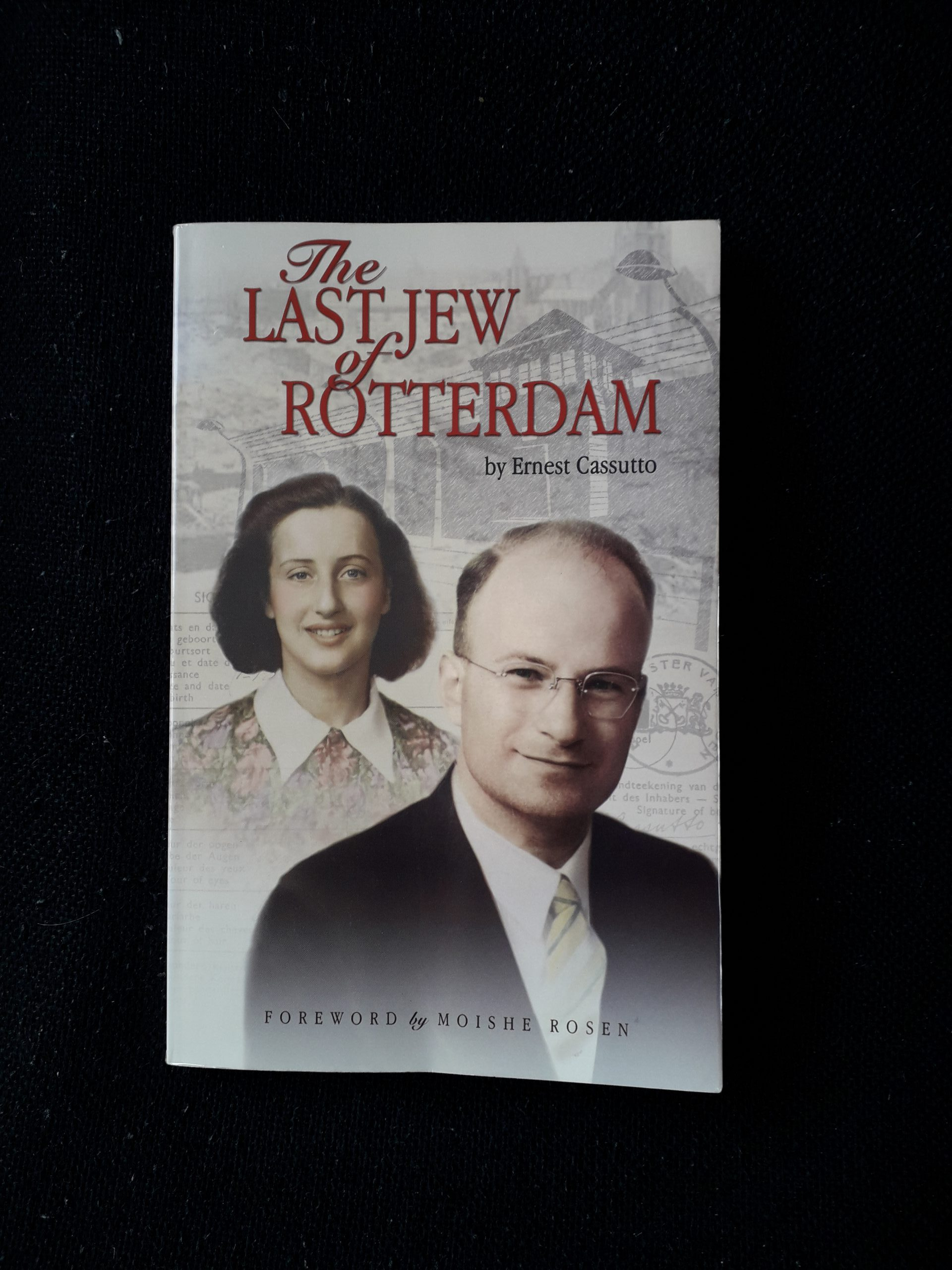 Review of 'The last Jew of Rotterdam' by Ernest Cassutto