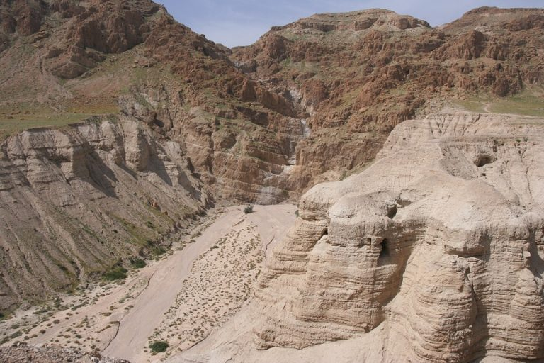 The astonishing discovery, origins and importance of the Dead Sea Scrolls