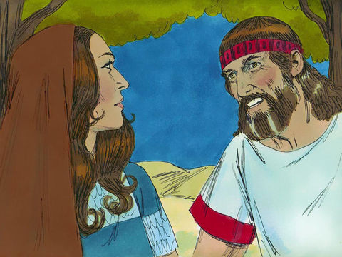 Chapter 3-Part 3 Ruth returns to Naomi and waits again for Boaz