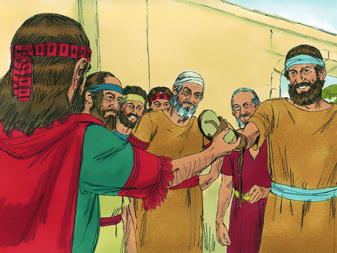 Chapter 4-Part 2-Boaz Redeems Ruth