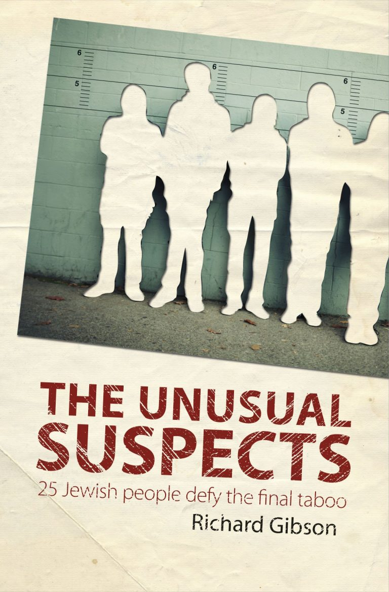 Review of 'The Unusual Suspects 25 Jewish people defy the final taboo' by Richard Gibson