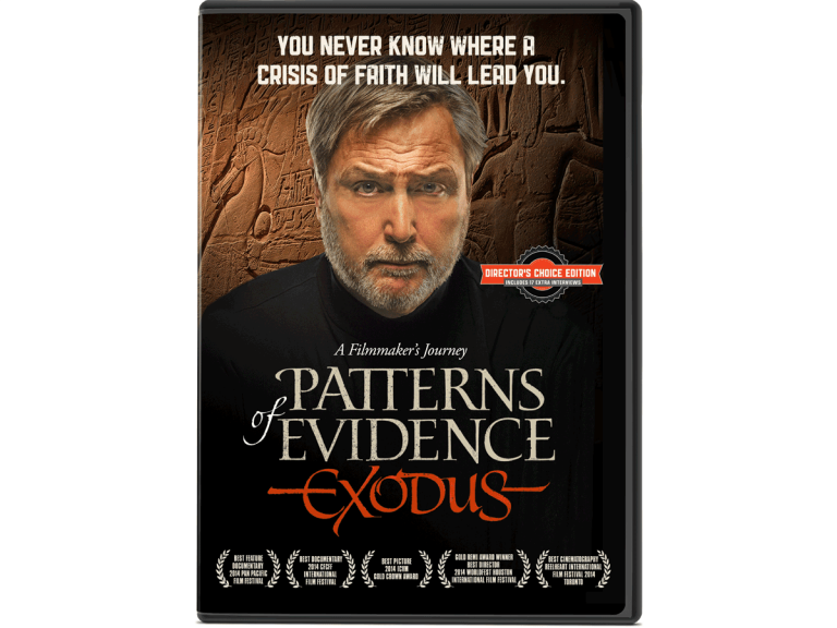 Read more about the article Review of 'Patterns of Evidence Exodus' (5-minute read)